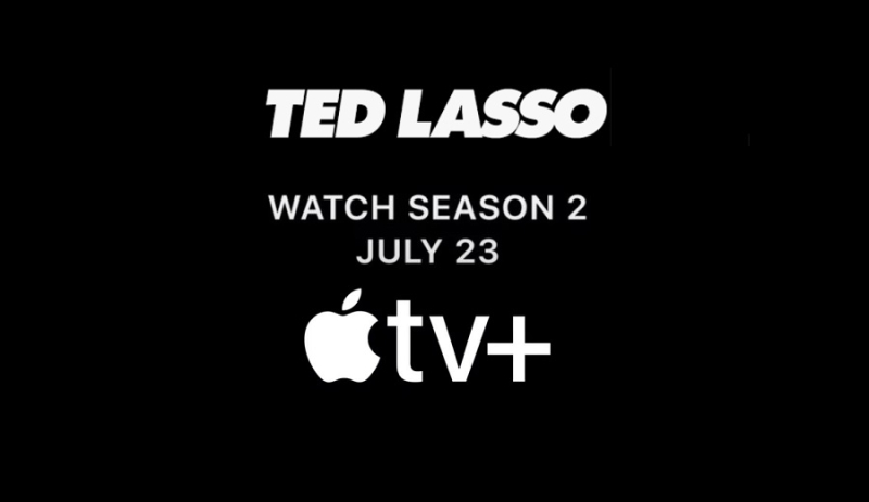 1 X Cover Season 2 Ted Lasso July 23  2021