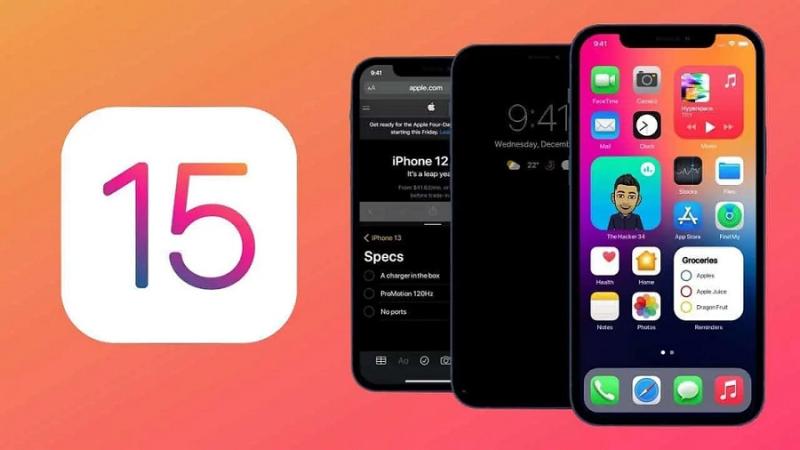 1 cover iOS 15
