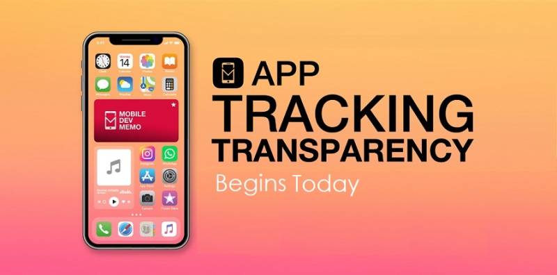 1 x COVER Apple App Tranparency