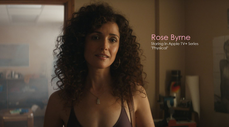 1 cover Rose Byrne in Physical