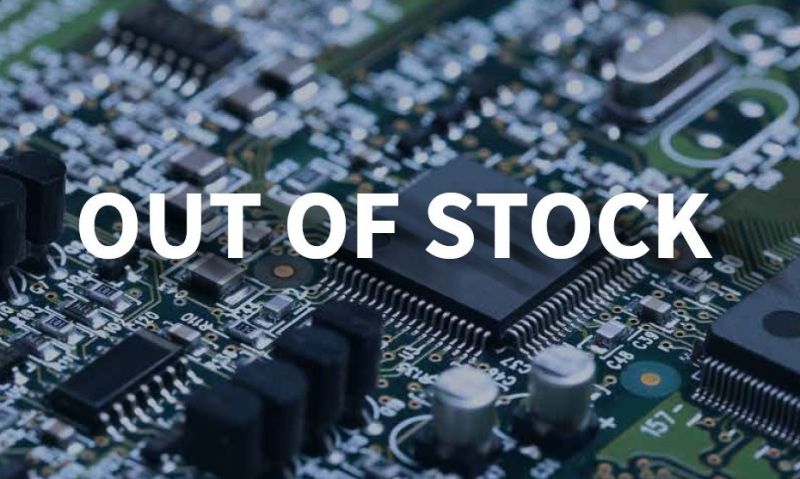 1 x cover - out of stock - computer component supply crisis