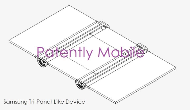 1 cover tri-fold samsung next-gen foldable phone