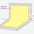 1 cover foldable single display notebook - folding iPad