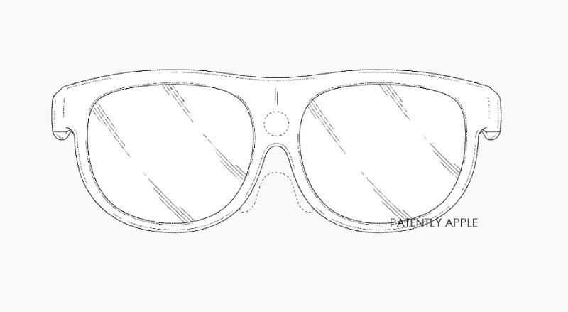 1 - Cover - Samsung design patent for smartglasses