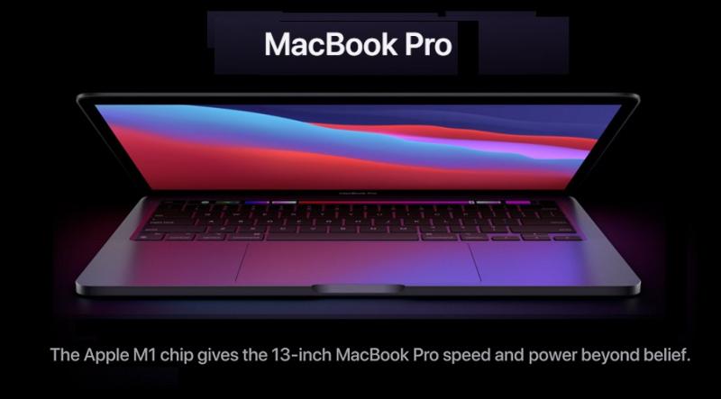 1 Cover M1 MacBook Pro