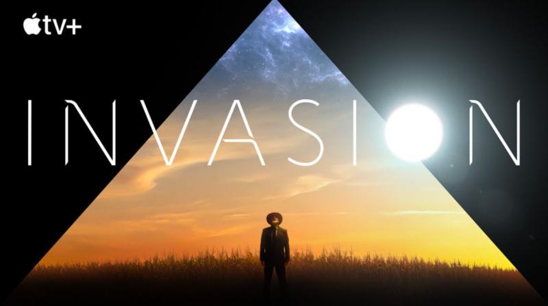 1 cover Invasion - Apple TV +