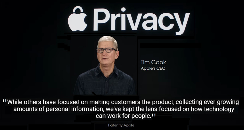 1 cover Apple's CEO Tim Cook on Privacy - large image