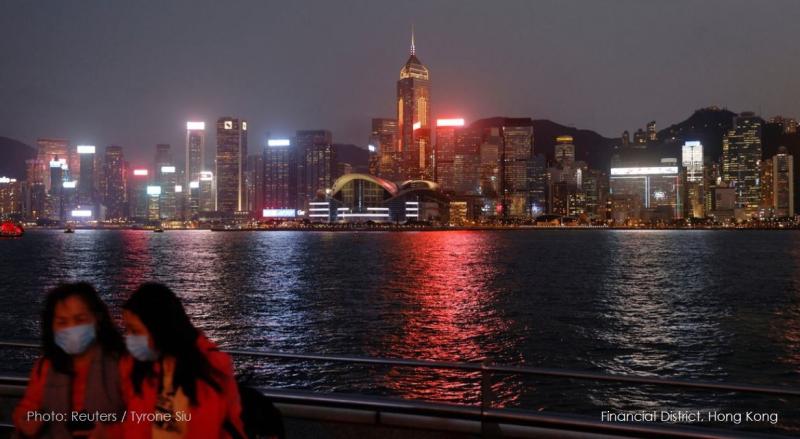 1 cover Hong Kong