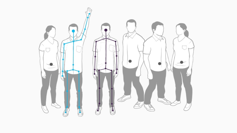 1 cover  Apple granted patent for Generating body pose information