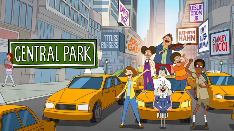 3 Central Park