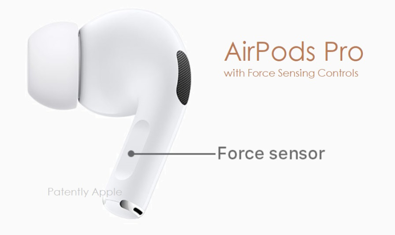 1 COVER AIRPODS FORCE TOUCH