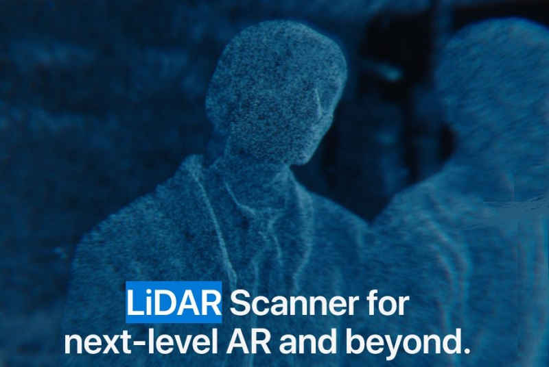 1 X COVER LiDAR SCANNER IPHONE 12 PRO