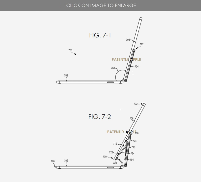 3 Microsoft EU patent  possible next-gen notebook