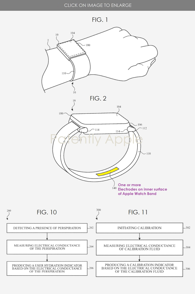 2 Apple Watch Hydration feature