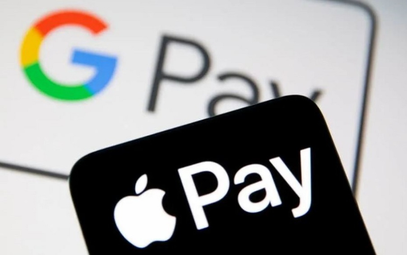 1 cover Apple and Google Pay