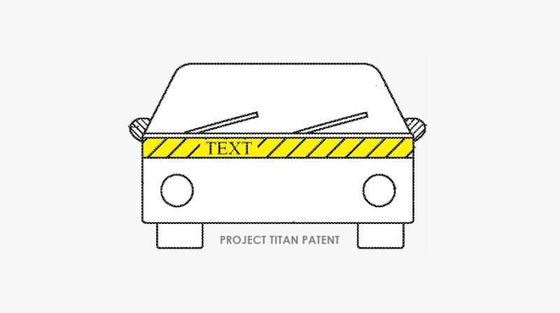 1 cover - project titan  apple patent figure  exterior communications and warning system
