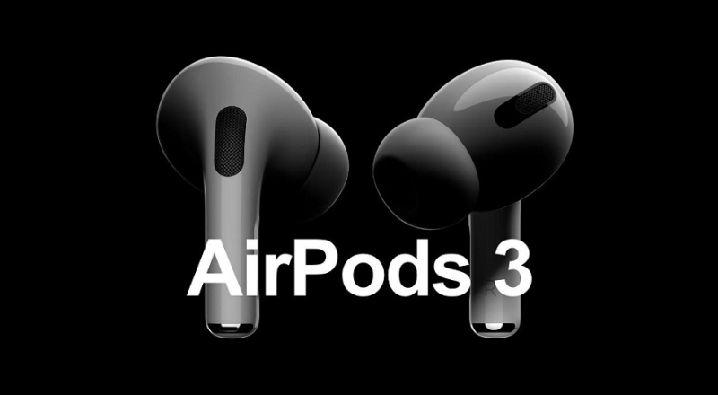 1 Apple AirPods3 Sept