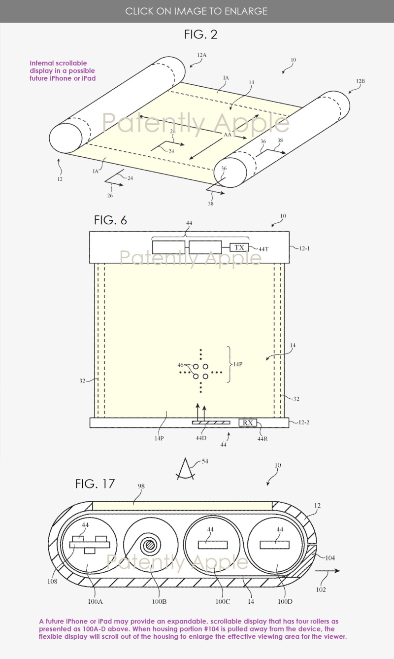 2 scrollable device patent