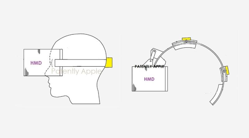 1 cover hmd adjustable mechanism