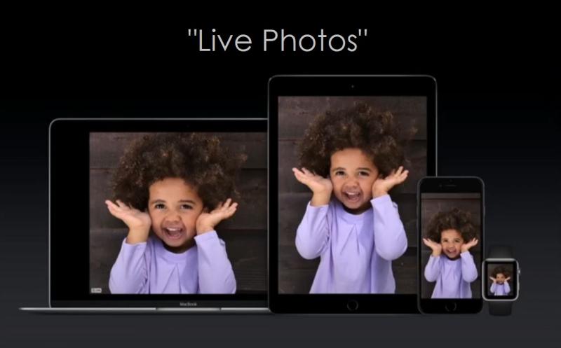 1 x cover Live Photos