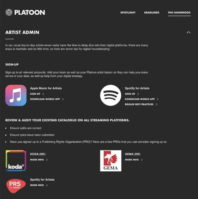 5 Apple's Platoon Specimen 2
