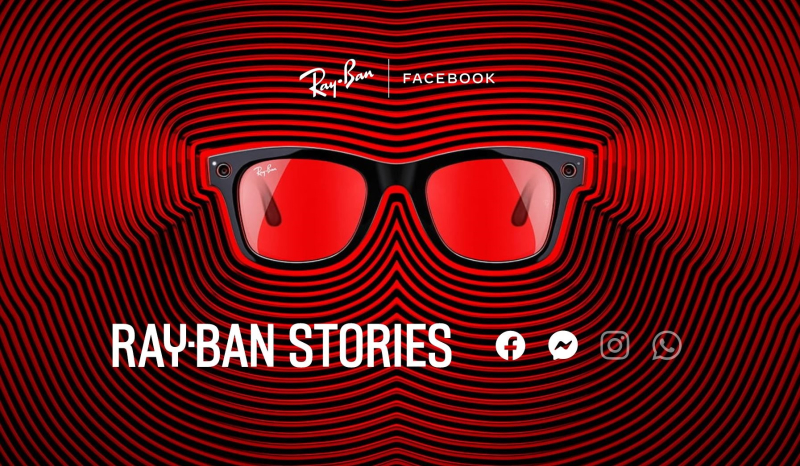 1 cover Ray-Ban Stories