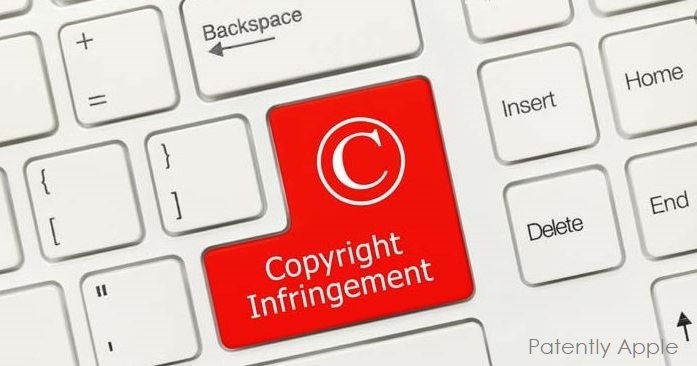 1 Cover copyright infringement