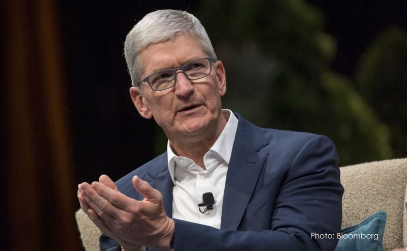 2 Tim Cook Shareholder meeting Feb 26  2020  Bloomberg photo