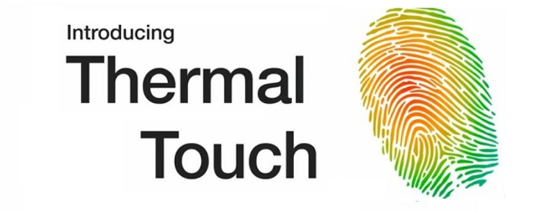1 cover Thermal Touch