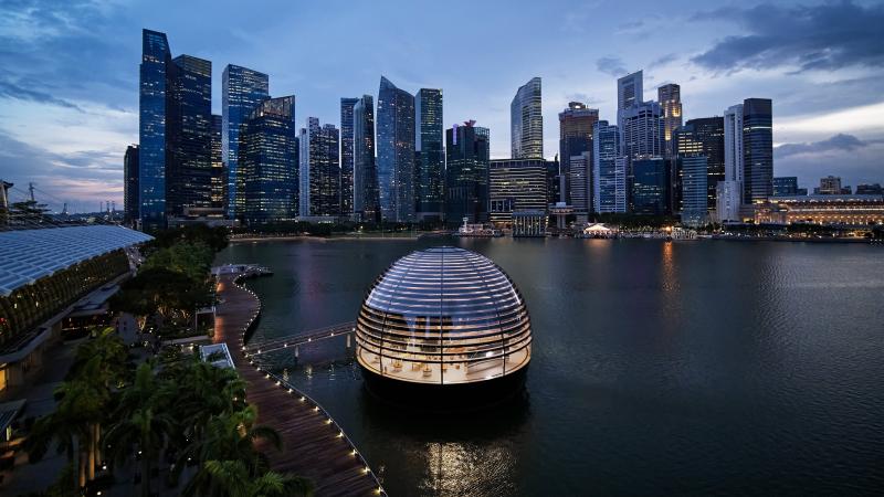 4 X Singapore