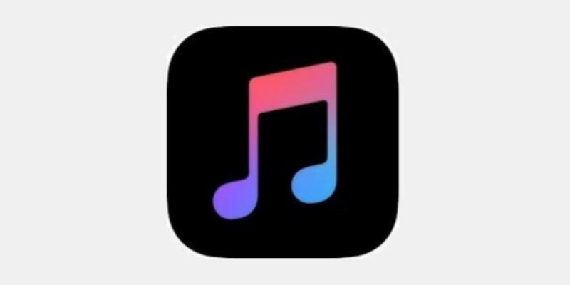1 x cover apple music logo RTM
