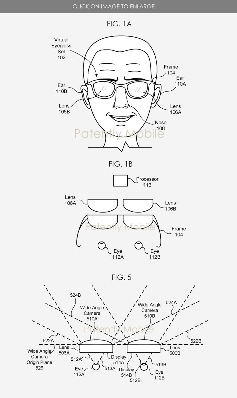 2 Google patenting smartglasses