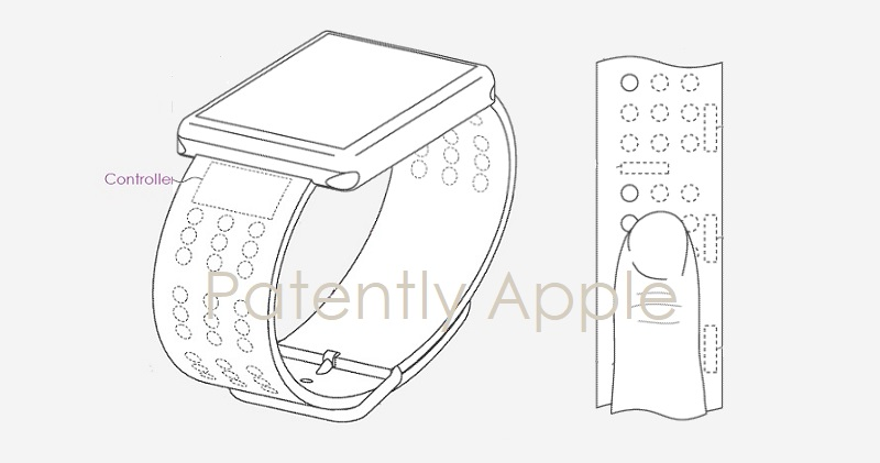1 XFINAL Cover Apple Watch Band patent figure
