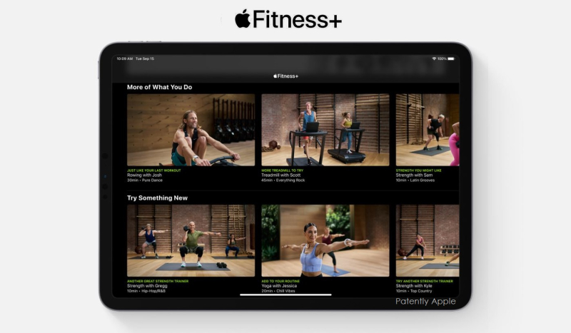 1 x cover apple fitness+