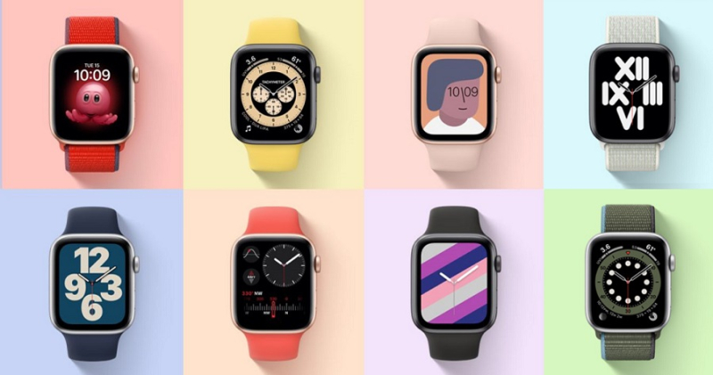 1 xFinal cover Apple Watch Faces