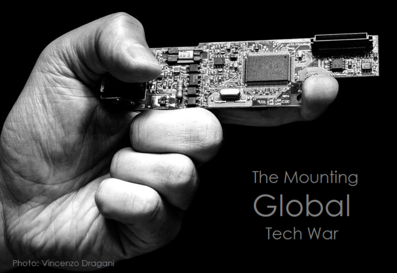 1 Cover - Tech Wars