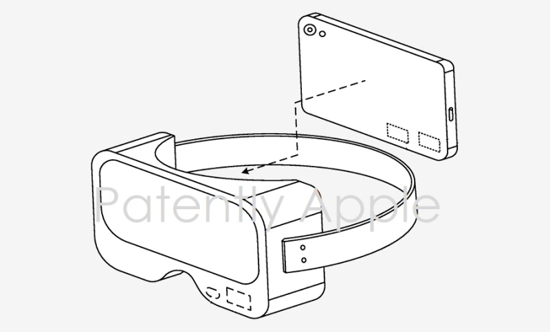 1 Cover new ar vr hmd styled iPhone accessory