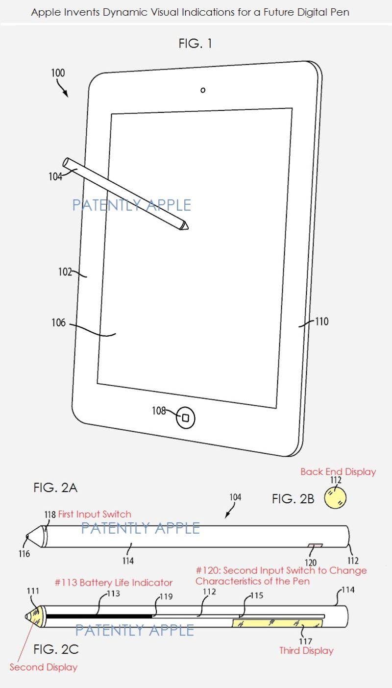 2 apple pencil patent figs