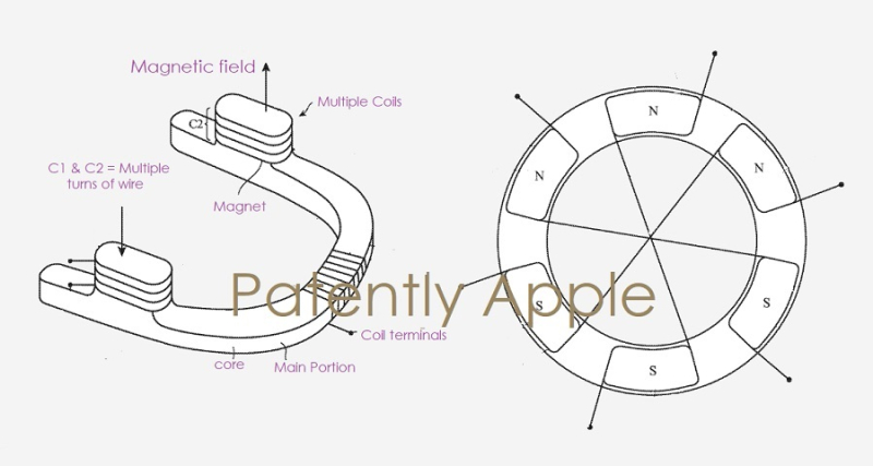 1 Cover Wireless charging patent application #2