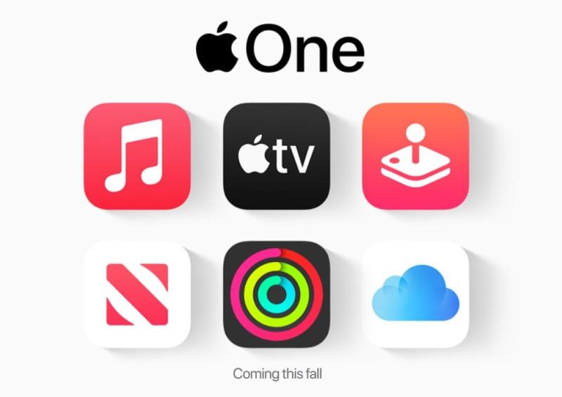 3 Apple One