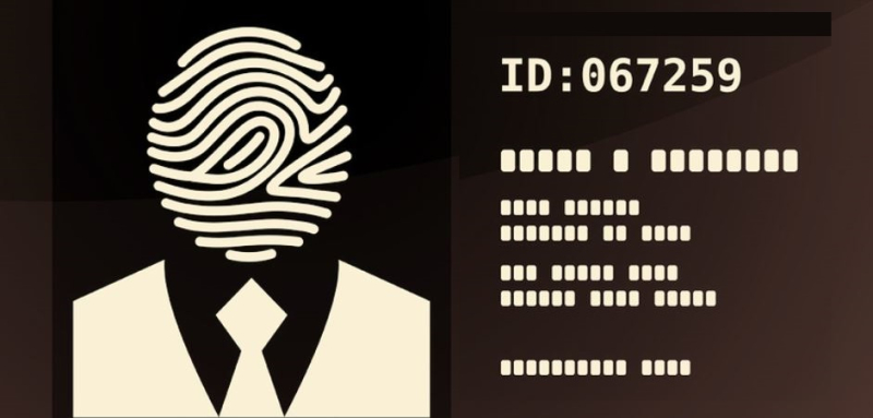 1 x Cover Digital ID Secure Credentials system