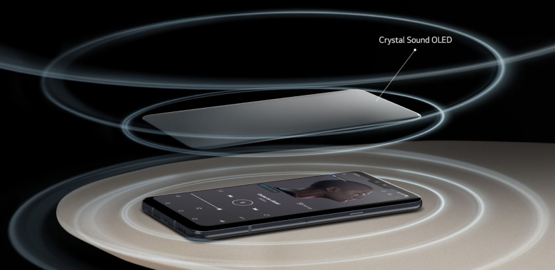 1 COVER LG CRYSTAL SOUND OLED AUDIO THRU DISPLAY