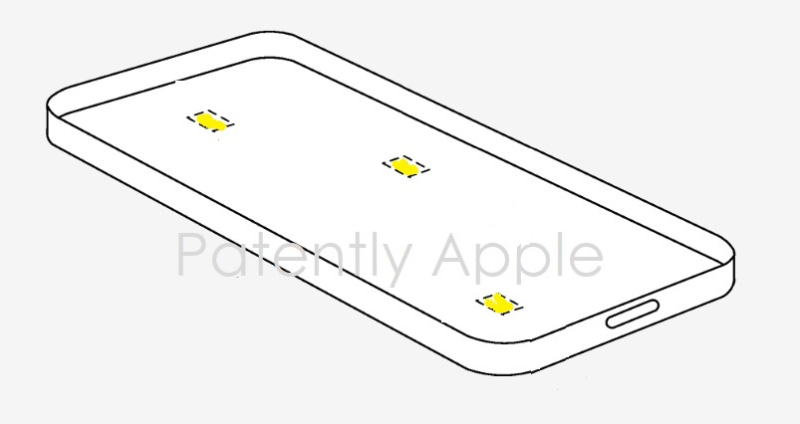 1 Cover - granted patent apple  smart case to keep iPhone running cooler