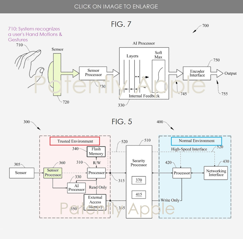 4  smarthome patent figs. 5 and 7