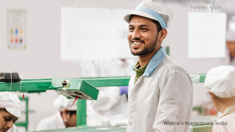 1 cover Wistron marketing image for Indian plant