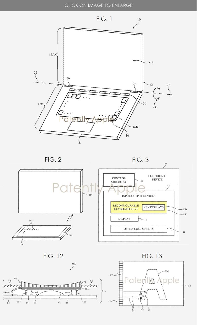 2 reconfigurable keyboard