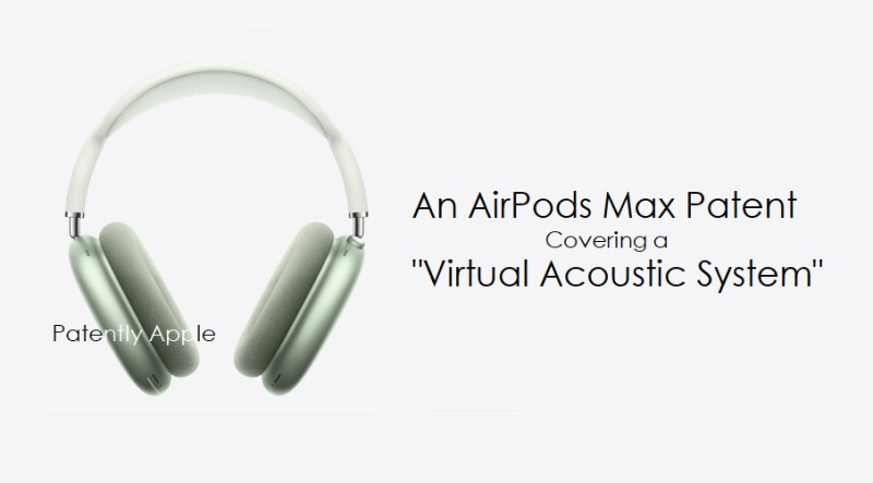 1 Cover AirPods Max - virtual acoustic system