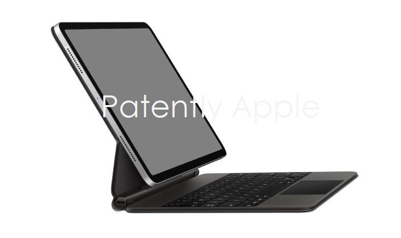 1 Cover magic keyboard design patent report