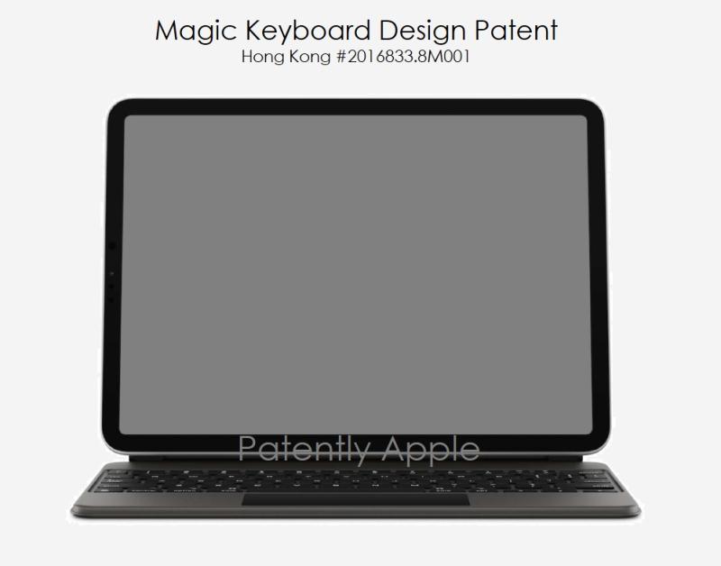 3B Magic Keyboard A
