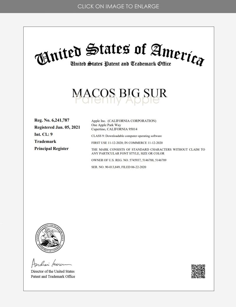 9 Apple  RTM for macOS Big Sur